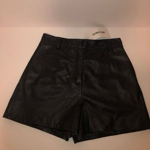 NWT Elizabeth and James Alistaire Short Size 0